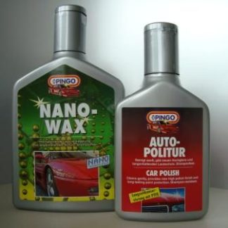 Pingo Polish set new car paint
