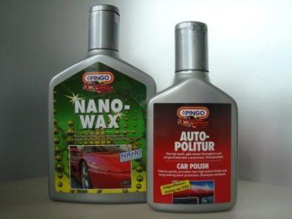 Pingo Polish set new car paint