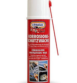 Pingo Corrosion protection wax 500 ml
