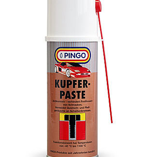 Pingo Copper paste spray 400 ml