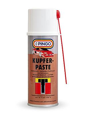 Pingo Copper paste spray 400 ml