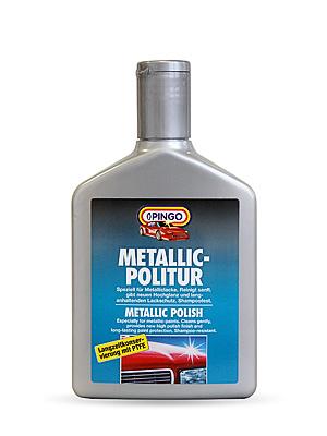 Pingo Metallic polish