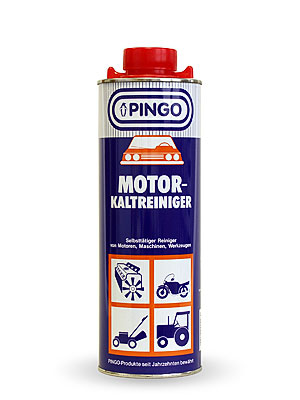 Pingo Cold solvent engine cleaner