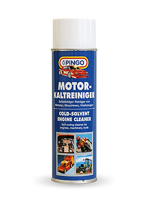 Pingo Cold sovent engine cleaner spray