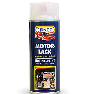 Pingo Engine paint 400 ml