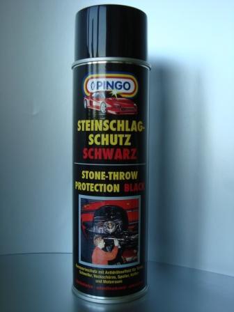 Pingo Rock guard black 500 ml
