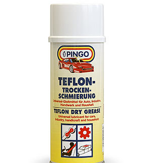 Pingo Teflon dry grease 400 ml