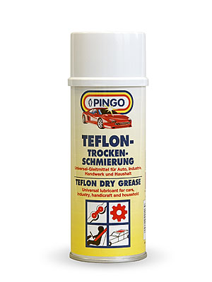 Pingo Teflon dry grease 400 ml