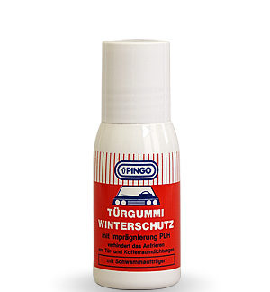 Pingo Door rubber winter protector with sponge 100 ml