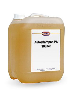 Pingo Car shampoo PA 10 Liter