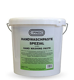 Pingo Hand washing paste spezial 10 L